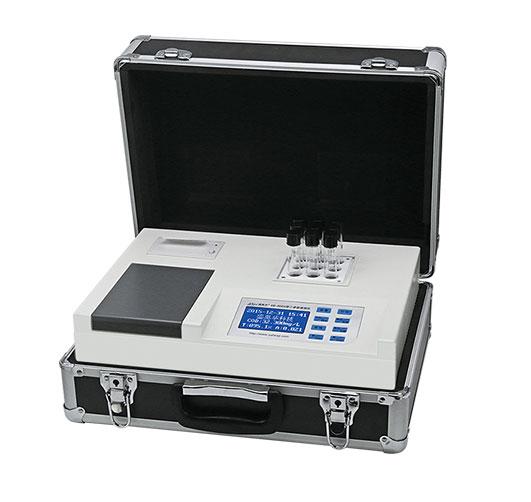 江苏盛奥华便携式单参数速测仪6B-800