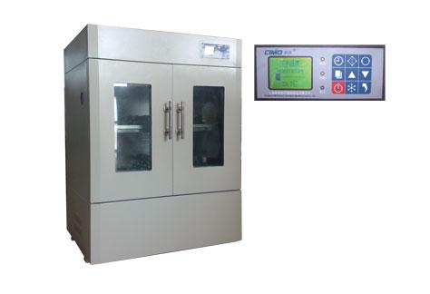 上海新苗超大容量双层恒温摇床KYC-1112B