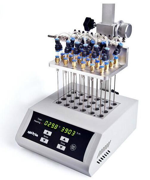 上海惜今12孔干式氮吹仪NBI-12A