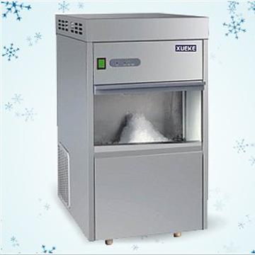 常熟雪科雪花制冰机IMS-100(储冰量35kg )