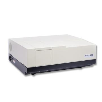 上海棱光双光束紫外可见分光光度计UV7500