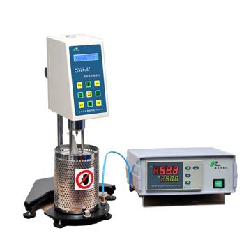 上海尼潤高溫粘度計SNB-AI+500度加熱器