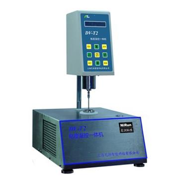 上海尼润DV-T2粘度温控一体机系列HBDV-T2