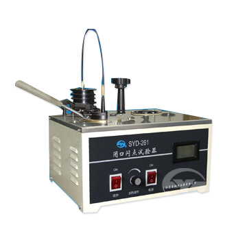 上海昌吉闭口闪点试验器(1991标准)SYD-261
