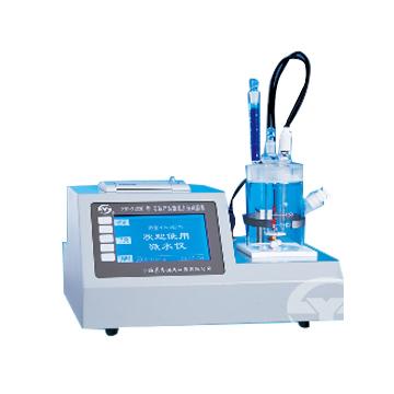 上海昌吉石油产品微量水分试验器SYD-2122C