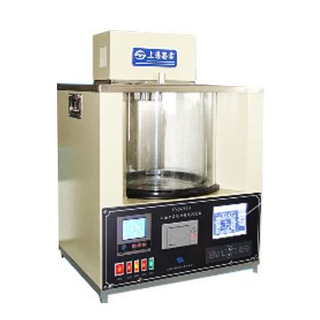 上海昌吉石油產品運動粘度測定器 (高精度、高檔型)SYD-265H
