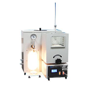 上海昌吉石油产品蒸馏试验器SYD-6536