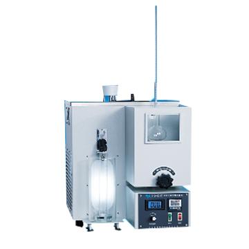 上海昌吉石油产品蒸馏试验器(低温单管式)SYD-6536C