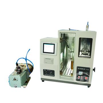 上海昌吉减压馏程测定器(半自动触摸屏)SYD-0165B