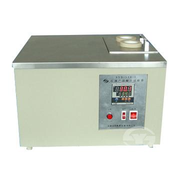 上海昌吉石油产品低温试验器SYD-510-1
