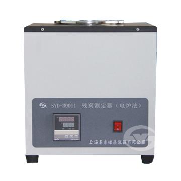 上海昌吉残炭测定器(电炉法)SYD-30011