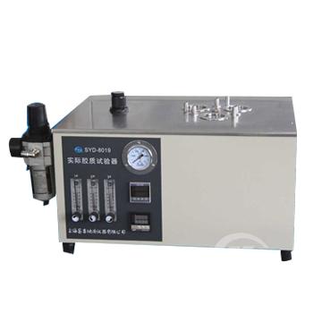 上海昌吉实际胶质试验器 (3孔车用汽油型、带油水分离器)SYD-8019