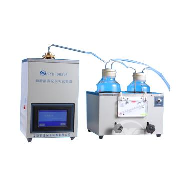 上海昌吉润滑油蒸发损失测定器(诺亚克A法)SYD-0059A