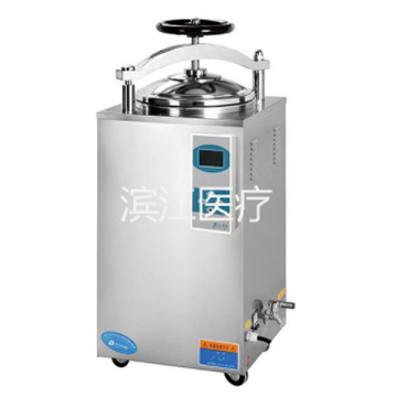 江阴滨江医疗立式灭菌器液晶数显LS-35HD(原 LS-B35L-I 数显)LS-35HD
