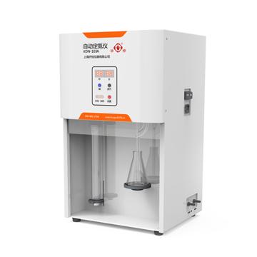 上海纤检定氮仪KDN-103A