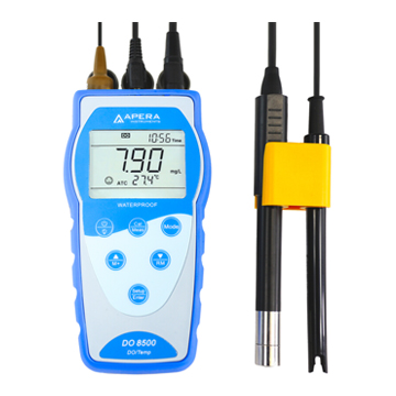 上海三信便携式光学溶解氧仪DO8500