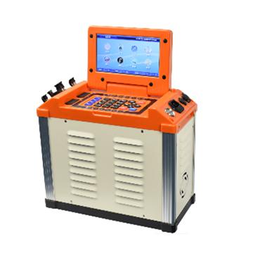 青岛金仕达大流量低浓度自动烟尘烟气测试仪(2018)GH-60E