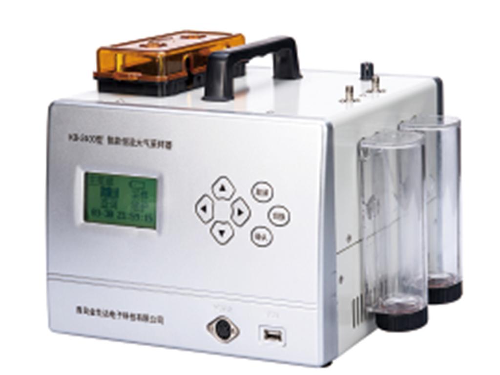 青岛金仕达智能恒流大气采样器KB-2400