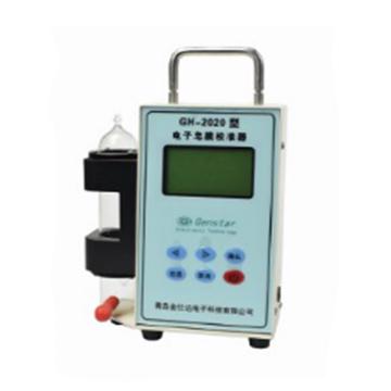 青岛金仕达电子皂膜流量校准器GH-2020