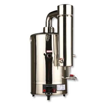 上海惜今自动断水型不锈钢电热蒸馏水器YN-ZD-Z-5