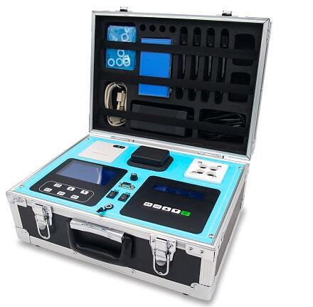 上海惜今便携式水质测定仪(COD/氨氮含消解仪、带打印)WD9201B