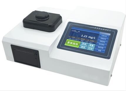 上海惜今触摸屏总氮测定仪(含消解仪、带打印、可联接电脑)CWD9103P