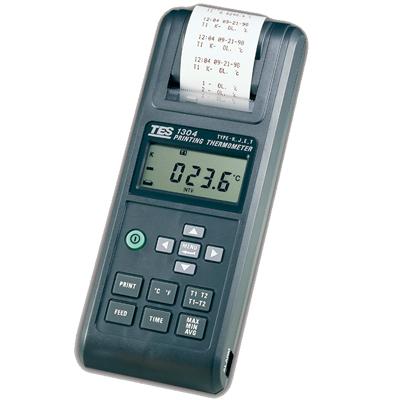 台湾泰仕列表式温度计TES-1304