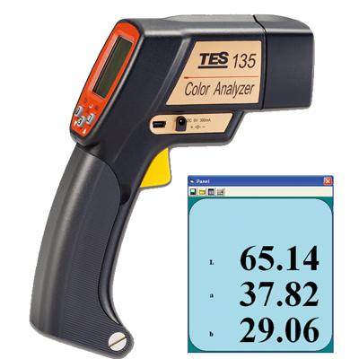 台湾泰仕物色分析仪TES-13