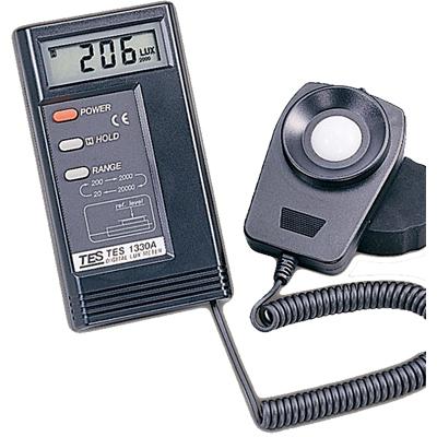 台湾泰仕数字式照度计TES-1330A