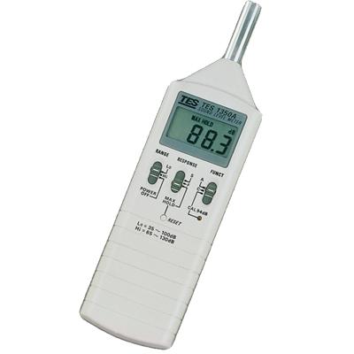 臺灣泰仕數字式噪音計(RS232)TES-1350R