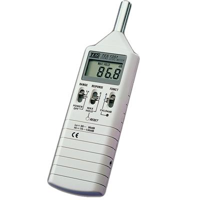 臺灣泰仕 數字式噪音計TES-1351B
