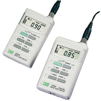臺灣泰仕噪音劑量計TES-1354