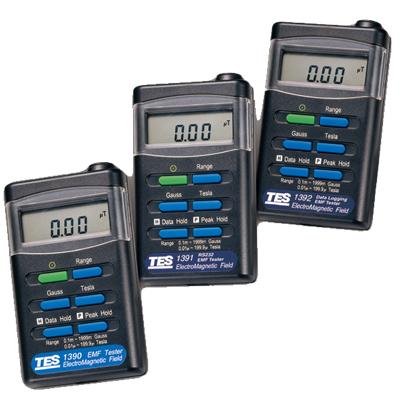台湾泰仕电磁场强度测试仪TES-1390