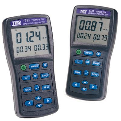 台湾泰仕电磁场测试仪TES-1393