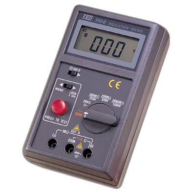台湾泰仕数字式绝缘测试器TES-1600