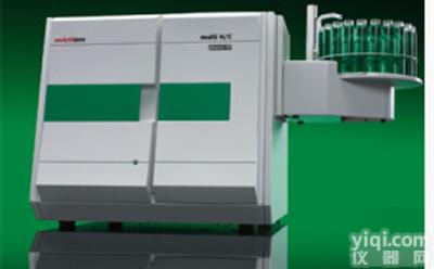 一代制药专用湿法总有机碳/总氮分析仪