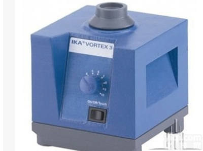 德国IKA VORTEX 3新型旋涡混匀器(天才3)