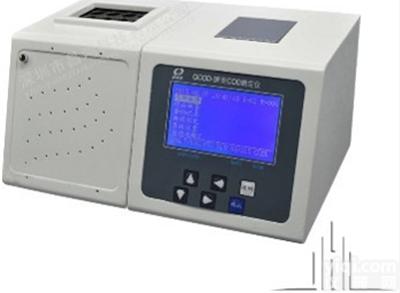 深圳昌鸿QCOD-3F型 经济型COD测定仪