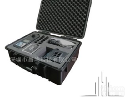 深圳昌鸿F型 便携式水质测定仪(总磷、总氮)