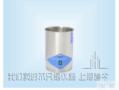 昆山舒美台式旋钮式超声波清洗机(50W)