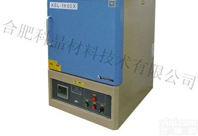 1800℃高温箱式炉(3.4L)