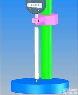 RETRACTOMETER混凝土收缩测试仪