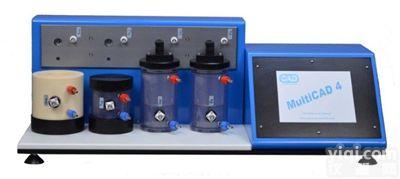 MultiCAD®水泥和浆体电导率自动监测仪