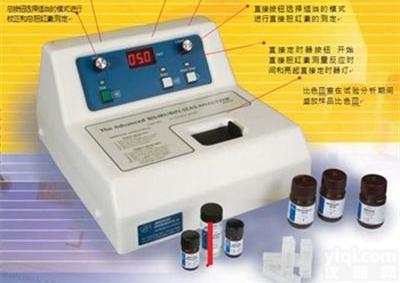 BR2型胆红素静电分析仪