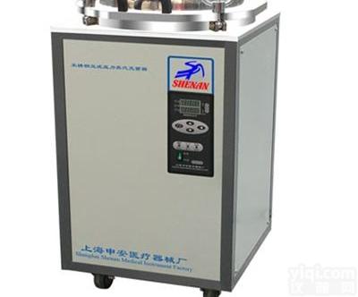 翻盖式自动型不锈钢立式压力蒸汽灭菌器