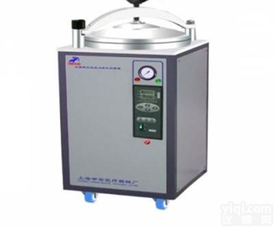 LDZX-75KB手轮型不锈钢立式压力灭菌器