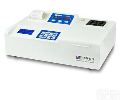 消解比色一体型总磷测定仪