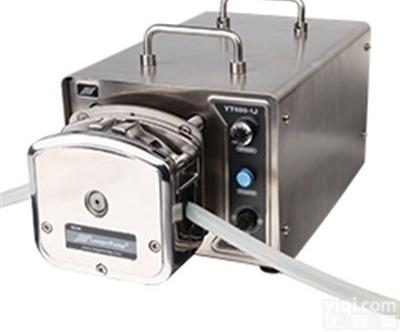 工业不锈钢蠕动泵YT600-1J