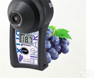 PAL-HIKARi 2 (葡萄)无损糖度计