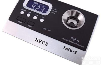 RePo-2 高果糖漿 折光旋光一體機